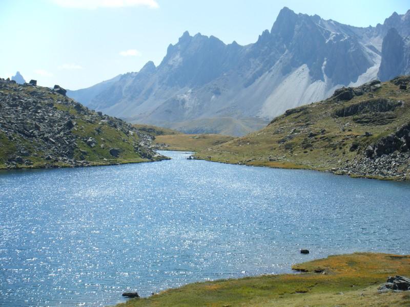 Lac Long des Muandes. ©