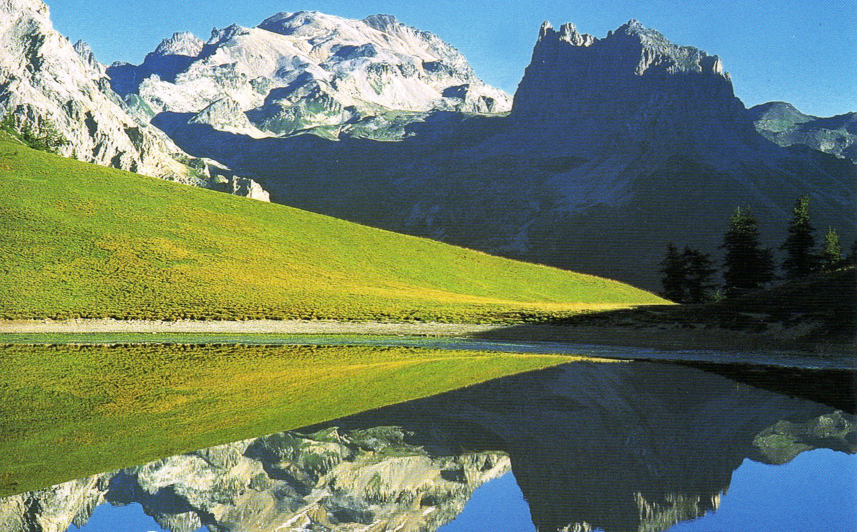 Lac Chavillon ou Lac des Thures ©